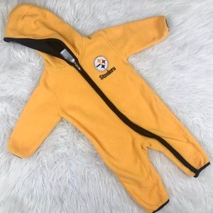 Pittsburgh Steelers NFL Team Apparel - Baby 12 M